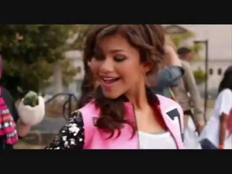 Zendaya Swag it Out Fan music video