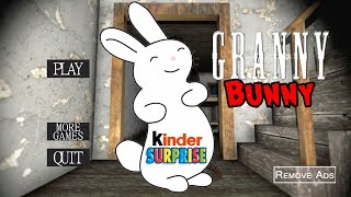 Granny is Kinder Bunny