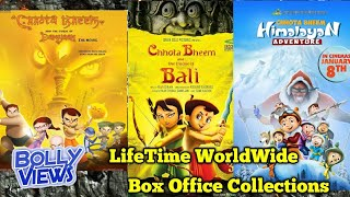 CHHOTA BHEEM Series Movie LifeTime WorldWide Box Office Collections Verdict Hit Or Flop