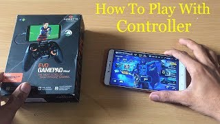 How to play Modern Combat 5 with Any Controller in Hindi | SD All Rounder