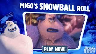 SMALLFOOT - Snowball Roll - September 28