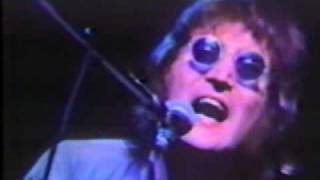 ONE TO ONE CONCERT (Evening Show) - Mother - John Lennon & Yoko Ono
