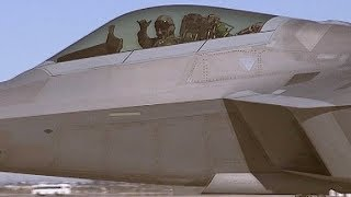 Latest F-22 Raptor 'in action' AIRSHOW (February 2018)! Phenomenal VISION and SOUND!