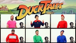 DUCKTALES THEME SONG ACAPELLA (Ft. Jimmy Wong)