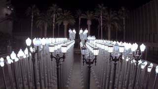 LACMA URBAN LIGHTS FLYOVER