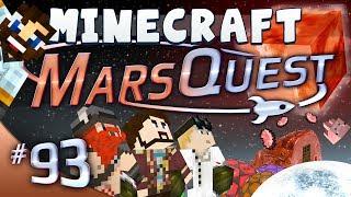 Minecraft - MarsQuest 93 - Blast Off to Mars
