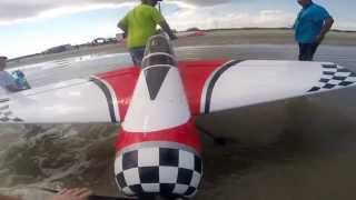 NOF RC PLANE CRASH SURFSIDE BEACH