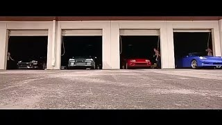 Confusión De Autos Brian & Roman Escapan Rapido Y Furioso 2