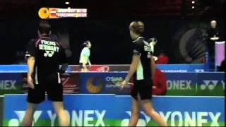 R16 - XD - Liliyana Natsir/Tantowi Ahmad vs Birgit Michels/Michael Fuchs - 2011 All England Open