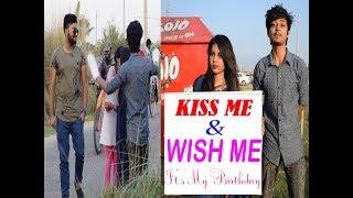 Kiss Me & Wish Me | BD Best Prank Video 2017 | New Prank 2017 | LEAGUE OF LEGEND BD