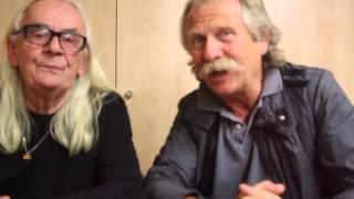 Hans Heiliger (Kläävbotze) & Henning Krautmacher (Höhner) - SKY-MP3.COM Interview