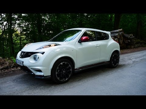 Nissan Juke Nismo review test Fahrbericht Autogefühl Autoblog