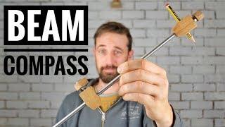 Beam Compass diy (TUTOTIAL)