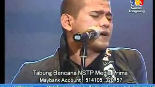 Azlan & The Typewriter - Jeritan Batinku (Live @ Fuhhh! Istimewa Akustika Amal - Al-Taqwa)