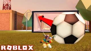 ROBLOX JAILBREAK MAKING SOCCER GOALS WITH SUBSCRIBERS!!