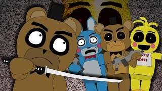 THE FINAL FINAL NIGHT - 5 Nights at Freddy's 2 (Animated Parody)