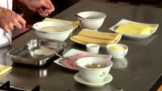 Lasanha de frango com queijo - Tudo Gostoso