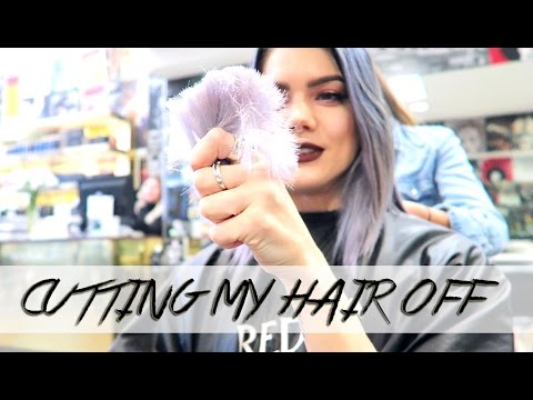 I'M CUTTING MY HAIR OFF | Linda Hallberg Vlogs