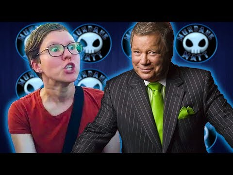 Xxx Mp4 William Shatner Triggers SJW Snowflakes By Calling Them Out 3gp Sex