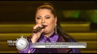 Vesna Kupresak - Dodji pod moj prozor - (live) - Nikad nije kasno - EM 29 - 16.04.2017