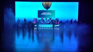 FIH2 2017 - GRUPO DE DANÇA ANDREIA MENDES FCT