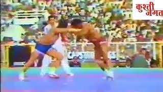 Mahabali satpal wrestling 1982 ashiad