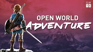 Legend of Zelda: Breath of the Wild - An Open World Adventure   Game Maker