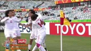 كأس آسيا 2015 | الإمارات 4 × 1 قطر HD