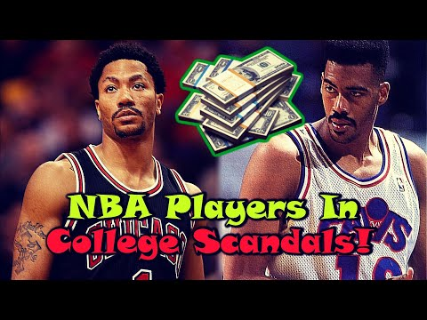 Xxx Mp4 5 NBA Players Involved In COLLEGE SCANDALS 3gp Sex