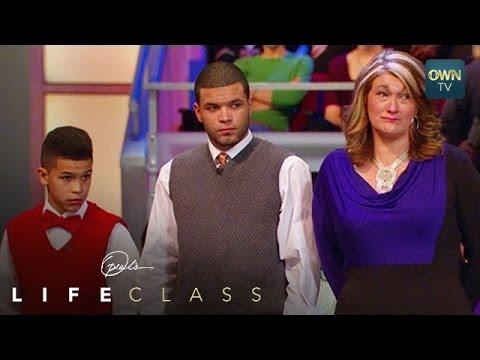 Can a Single Mom Teach Her Son How to Be a Man? | Oprah's Life Class | Oprah Winfrey Network