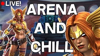 Arena & Chill with LIVE Q/A Session - Marvel Contest Of Champions