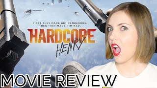 Hardcore Henry (2016)   Movie Review