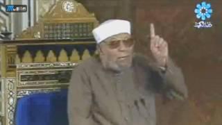 الشيخ الشعراوي وعلاج الخوف والغم والمكر وطلب الدنيا