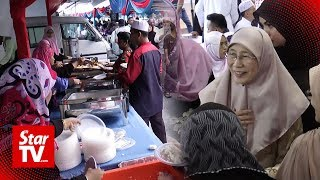 DPM reminds people not to waste food