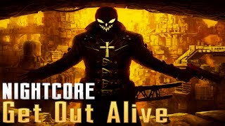 Nightcore - Three Days Grace - Get Out Alive