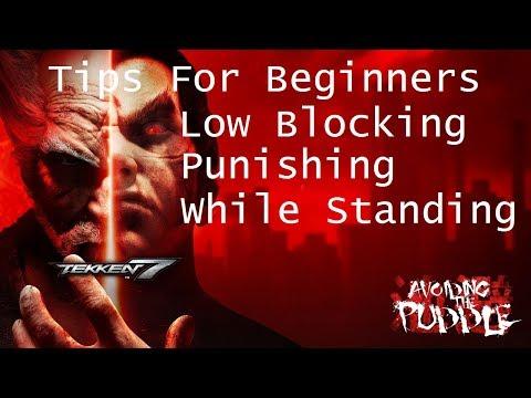 Tekken 7 Tips for Beginners: Blocking Lows, Punishing, While Standing