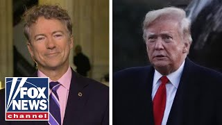 Rand Paul urges Trump to punish Saudi Arabia