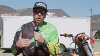 Racer X Films: Big Bore KTM 366SX-F
