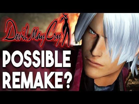 Xxx Mp4 Devil May Cry REMAKE Teased And BIG PSN Sale Right NOW 3gp Sex