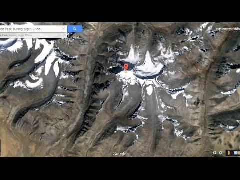 जब गूगल मैप से भी दिखी कैलाश पर्वत पर भगवान शिव की आकृति!