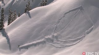 It Takes Two to Telemark - Through an Avalanche | The Backcountry Experience, Ep. 2