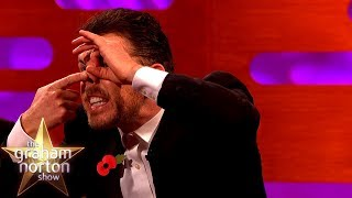 Lee Evans LOVES Freaking Out Opticians | The Graham Norton Show