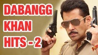 Salman Khan Top 10 Songs (HD) - Part 02 - Dabangg Khan