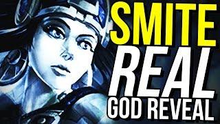 SMITE - REAL God Reveal - Awilix