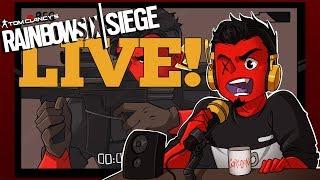 Rainbow Six: Siege | F*CK IT WE'LL DO IT LIVE!