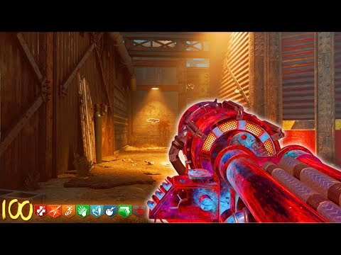 🎈 'Ascension' ROUND 100+ STRATEGY FULL GAMEPLAY! 🎈 (Black Ops 3 Zombies DLC 5)
