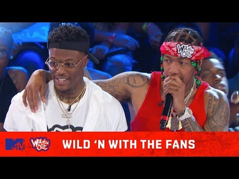 Wild 'N Out Fans Get Called Out to Perform for Nick Cannon 🙌 Wild N Out MTV