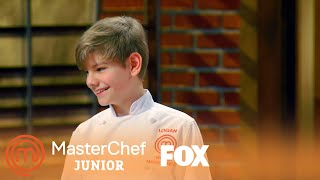 The Return Of Logan | Season 4 Ep. 2 | MASTERCHEF JUNIOR