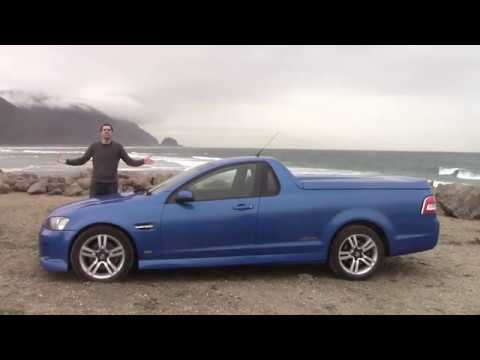 The Holden Ute Should ve Been Sold in the USA
