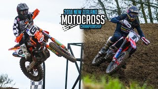 2018 NZ Motocross Nationals Round 3 | Hawkes Bay